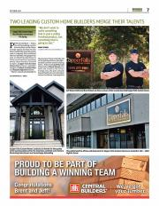 Two Leading Custom Home Builders Merge Their Talents